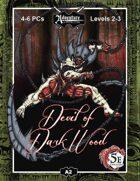 (5E) A02: Devil of Dark Wood