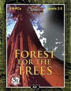 (5E) A04: Forest for the Trees
