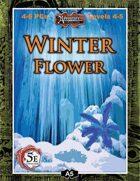 (5E) A05: Winterflower