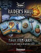 Into the Wintery Gale: Raider's Haul (Magic Item Deck)