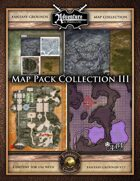 Map Pack Collection III (Fantasy Grounds)
