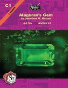 (5E) C01: Alagoran's Gem