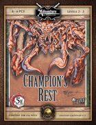 (5E) A03: Champion's Rest (Fantasy Grounds)