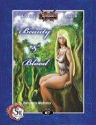 (5E) B07: Beauty & Blood