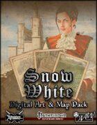 Snow White – Digital Art & Map Pack