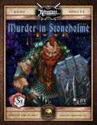 (5E) U02: Murder in Stoneholme (Fantasy Grounds)