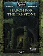 (5E) A08: Search for the Tri-Stone