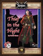 (5E) B08: Thief in the Night (Fantasy Grounds)