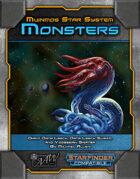Star System Set: Muinmos -- Giant Data Leech, Data Leech Swarm, Viddessian Shifter (Monsters)