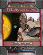 Star System Set: Querritix -- Haesten Hatchling & Haesten Rogue Brain Pod (Monsters)