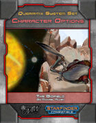 Star System Set: Querritix -- The Biofield (Character Options)