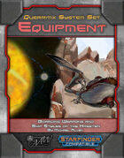 Star System Set: Querritix -- Boarding Weapons & Ship Styles of the Haesten (Equipment)