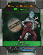 Star System Set: Salutian -- Mien (Planet)
