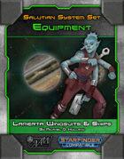 Star System Set: Salutian -- Lamerta Wingsuits & Ships (Equipment)