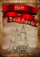 Heir & Back Again -- Deck of Cards