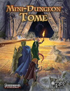 Mini-Dungeon Tome (Pathfinder RPG)