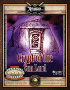 (SW) A01: Crypt of the Sun Lord (Fantasy Grounds)