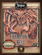 (SW) A03: Champion's Rest (Fantasy Grounds)