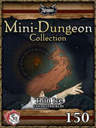 5E Mini-Dungeon #150: Thin Ice