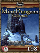 5E Mini-Dungeon #198: Stormlord's Rest