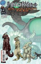 DinoWars: Extinction Files #1