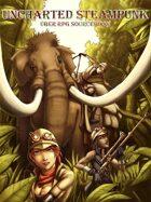 Uncharted Steampunk (Über RPG: Steampunk sourcebook)