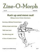 Zine-O-Morph #2