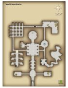 Dungeon of the Day Subscription - 1 Battle map