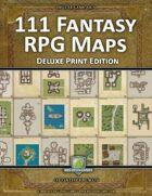 111 RPG Maps Print Edition