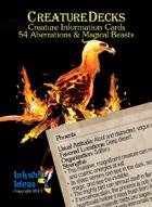Creature Decks: Aberrations & Magical Beasts (Ecologies/System Neutral)