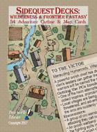 Sidequest Decks: Wilderness & Frontier Fantasy