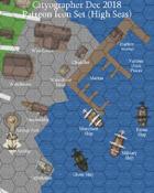 Cityographer High Seas City Map Icons (Any Editor)