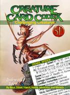 Creature Card Codex: Challenging Creatures