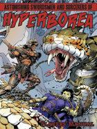 Astonishing Swordsmen & Sorcerers of Hyperborea Players' Manual