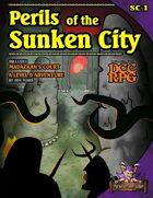 Perils of the Sunken City (DCC RPG)