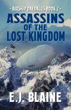 Airship Daedalus: Assassins of the Lost Kingdom