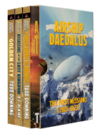 Airship Daedalus: The First Missions (1925-1927) [BUNDLE]