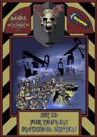 Roads of Apocalypse (4th ed.) - Set 21: Fuel templars Blackhead Shifters