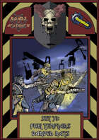 Roads of Apocalypse (4th ed.) - Set 31: Fuel templars Barbed Rats