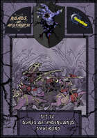 Roads of Apocalypse (4th ed.) - Set 32: Dukes of Underworld Squealers.