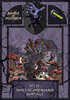 Roads of Apocalypse (4th ed.) - Set 35: Dukes of Underworld - Dump Hills