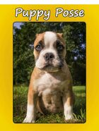 Puppy Posse, an RPG for Ages 4 and Up