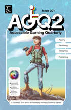Accessible Gaming Quarterly Issue 5, July 2021