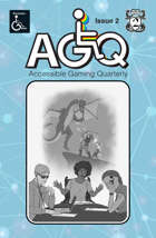 Accessible Gaming Quarterly, Year 1 [BUNDLE]