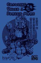 Crawling Under A Broken Moon fanzine issue #9 (DCC)