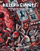 Killer of Giants, an Umerican adventure (DCC)