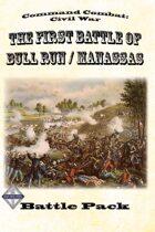 Command Combat: Civil War - The First Battle of Bull Run Battle Pack