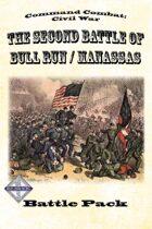 Command Combat: Civil War - The Second Battle of Bull Run Battlepack