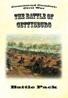 Command Combat: Civil War - The Battle of Gettysburg
