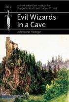 RK2 Evil Wizards in a Cave